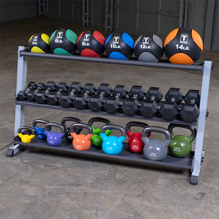 Body-Solid storage systems Proclub Line